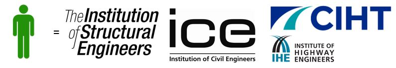 Civil, Highways & Structural Engineering Institute logos