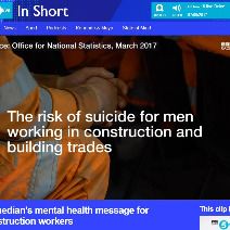 Image about Mental Health is the Biggest Threat to the Safety of Construction Workers
